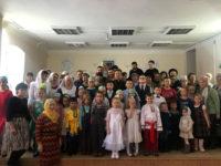 В Бирске состоялось рождественское выступление воспитанников воскресной школы