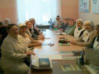 Начал работу семинар по сестринскому делу для сестер милосердия Башкортостанской митрополии на базе Салаватского медицинского колледжа