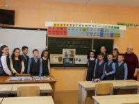 Преподаватели воскресеной школы кафедрального собора Бирска провели открытые уроки в школах города