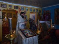 Благочинный Бирского округа посетил Свято-Троицкий храм села Новотроицкое