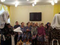 Сестры милосердия посетили дом ветеранов города Бирска