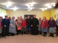 В доме престарелых Бирска прошла встреча, посвященная предстоящему празднику Пасхи