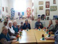 Сестры милосердия провели мастер-класс в доме престарелых города Бирска