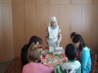 В детском доме города Бирска прошло последнее занятие по основам Православия