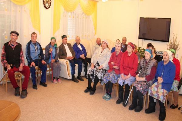 В филиале интерната города Бирска состоялась очередная встреча со священнослужителем