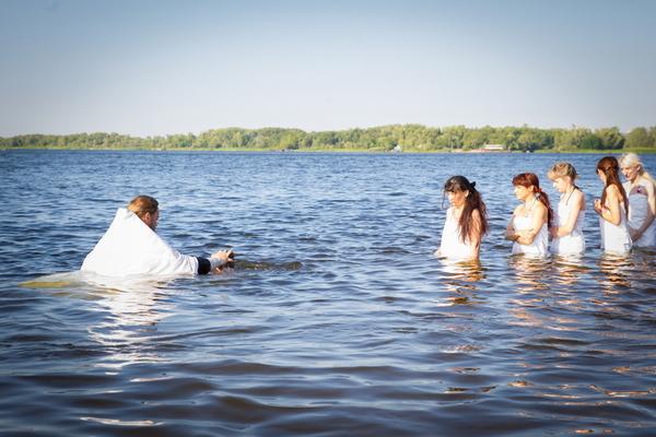 В городе Бирске состоится массовое Таинство Крещения на реке Белой