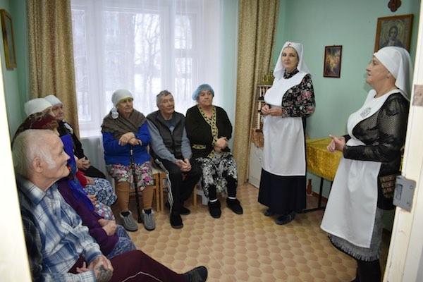 В городе Бирске проведена акция «Подари радость на Рождество»