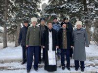 В 101-ю годовщину начала политики расказачивания секретарь епархии совершил литию в парке «Соколок» Бирска