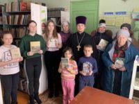 В селе Николаевка Бирского района прошла беседа, посвященная Дню православной киниги
