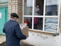 В ЦРБ города Бирска в честь праздника Пасхи были переданы куличи для сотрудников и пациентов