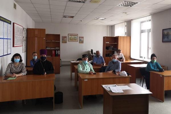 В городе Бирске прошло первое заседание общественного совета при МВД