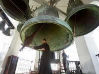 В День Крещения Руси во всех храмах епархии пройдет колокольный звон«Слава Тебе, Боже!»