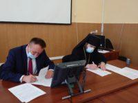 Состоялось подписание договора о сотрудничестве между Бирской епархией и Бирским филиалом БашГУ