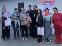 В Михаило-Архангельском храме Бирска прошла встреча с многодетными и малоимущими семьями