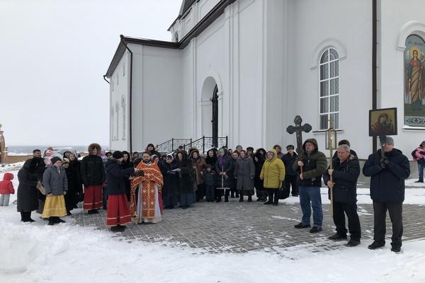 В Бирске почтили память пострадавших в годину гонений за веру Христову