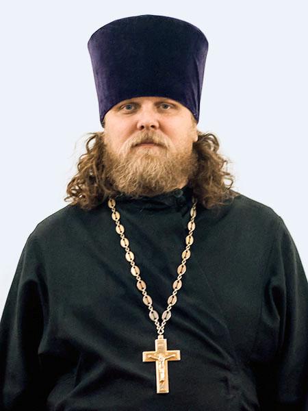 Священник Даниил Евдокимов
