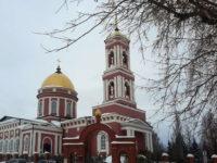 Веселым праздником прошло заговение на Великий пост в Свято-Троицком кафедральном соборе Бирска