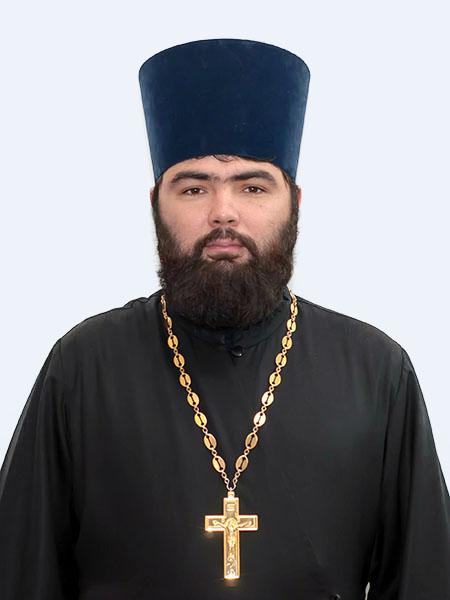Священник Максим Хамидуллин