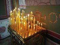 Епископ Спиридон совершил заупокойную литию в часовне во имя св. апп. Петра и Павла на новом кладбище города Бирска