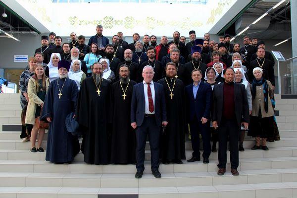 Руководитель отдела ОЦБСС епархии принял участие в семинаре «Современное пастырское душепопечение: психологические ошибки и новые эффективные инструменты»