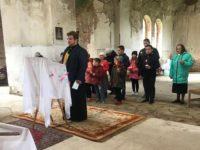В селе Николаевка совершен молебен о учащихся