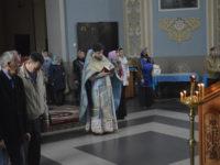 В Михаило-Архангельском храме города Бирска совершались молебны о учащихся