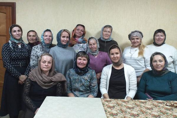 Состоялась очередная встреча женского клуба «София»
