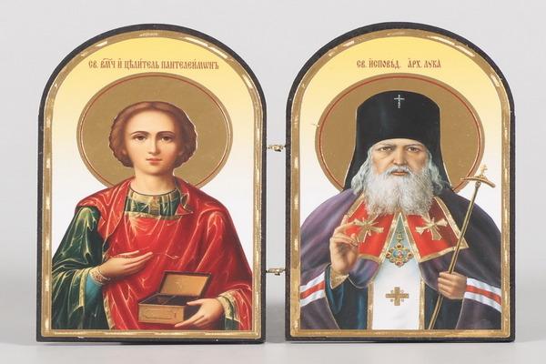 В Бирскую епархию прибывают ковчеги с частицами мощей святителя Луки Крымского, врача и великомученика и целителя Пантелеимона