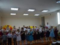 В воскресной школе города Бирска прошел концерт, посвященный Дню Матери