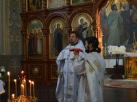 Престольный праздник Михаило-Архангельского храма Бирска