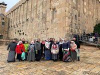 Началась паломническая поездка на Святую землю делегации Бирской епархии