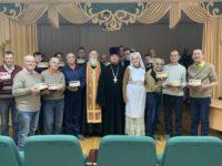 Духовенство и сестры милосердия посетили ПНИ поселка Зеленый
