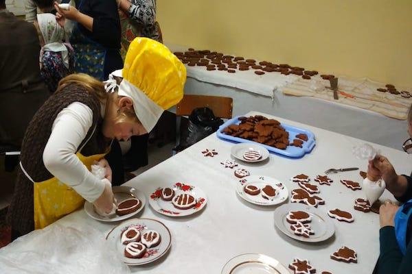 Женский клуб «София» провел благотворительную акцию