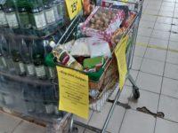 К акции «Корзина добра» ОЦБСС епархии присоединилась сеть магазинов «Находка» города Бирска