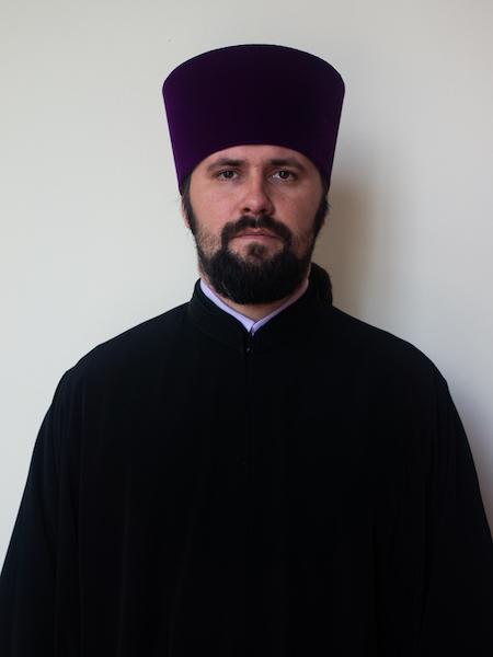 Диакон Кирилл Шибиркин