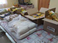 Социальный отдел Бирской епархии ведет активную благотворительную деятельность в период пандемии