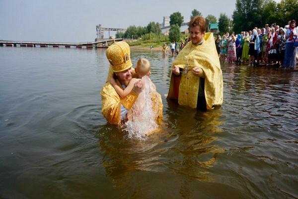 В день Крещения Руси на реке Белая в городе Бирске пройдет крещение для всех желающих