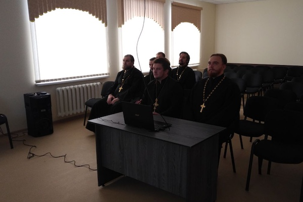 Духовенство города Бирска приняло участие в работе X Табынских чтений