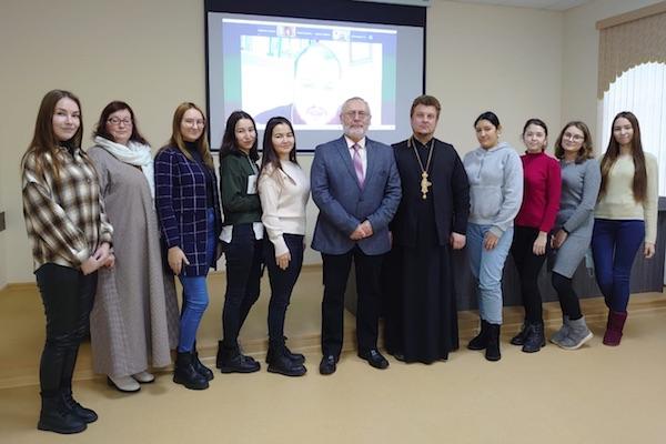Преподаватели и студенты Бирского филиала Башкирского государственного университета приняли участие в секции X Табынских чтений