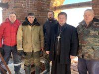 В Михаило-Архангельском храме села Николаевка Бирского района ведутся работы по консервации