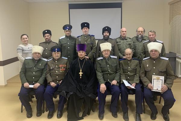 В Духовно-просветительском центре Бирской епархии прошла II Казачья конференция «Православие и казачество в становлении Российской государственности»