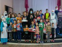 В день Рождества Христова епископ Спиридон посетил детский дом города Бирска с праздничным поздравлением