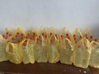Крещенская святая вода доставлена в больницу и Дом престарелых города Бирска