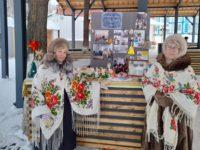 Преподаватели воскресной школы города Бирска приняли участие в ярмарке «Крещенские забавы»