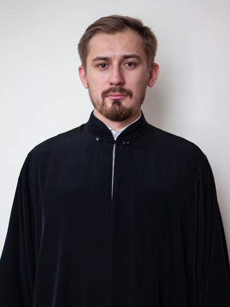 Диакон Алексей Помелов