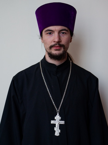 Священник Арсений Стрельцов