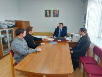 Сотоялась встреча духовенства города Бирска с заместителем главы администрации Бирского района
