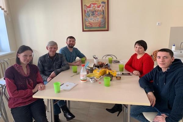 Состоялась встреча участников проекта «Наставничество»