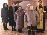 На приходе села Старобурново Бирского района состоялся молебен и панихида