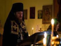 В понедельник Первой седмицы Великого поста епископ Спиридон совершил чтение покаянного канона Андрея Критского в храмах Бирского благочиния
